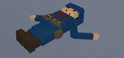 Klassischer Soldat tod