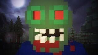 Zombie Augen