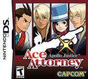 Ace Attorney 4