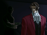 The Visitor In Edgeworth's Office