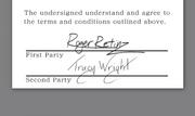 Phony contract
