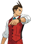 Apollo Justice arm back