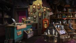 Hatch's Pawn Shop