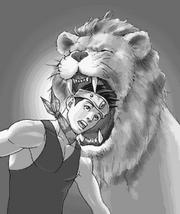 Leo y bata