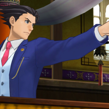 Phoenix Wright Objection 2016 Ace Attorney Wiki Fandom