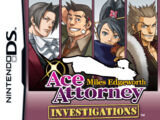 Ace Attorney Investigations™: Miles Edgeworth
