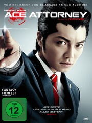 Ace Attorney Filmcover Deutsch