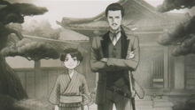 Kazuma and Genshin
