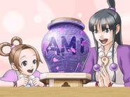 Maya, Pearl, and Ami