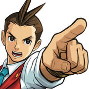 Ace Attorney 4 apollo