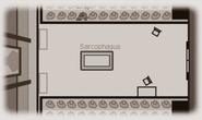 Amara's tomb map