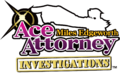 Ace Attorney Investigations- Miles Edgeworth logo.png