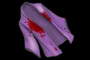 Bloody robe