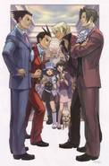 Ace Attorney AA