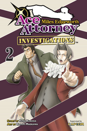 Edgeworth Manga 2