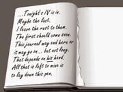 Magnifi diary inside