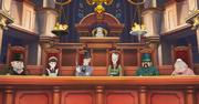 Megundal Jury