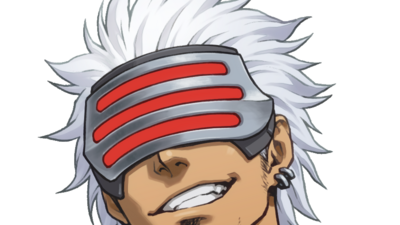 ace attorney godot face