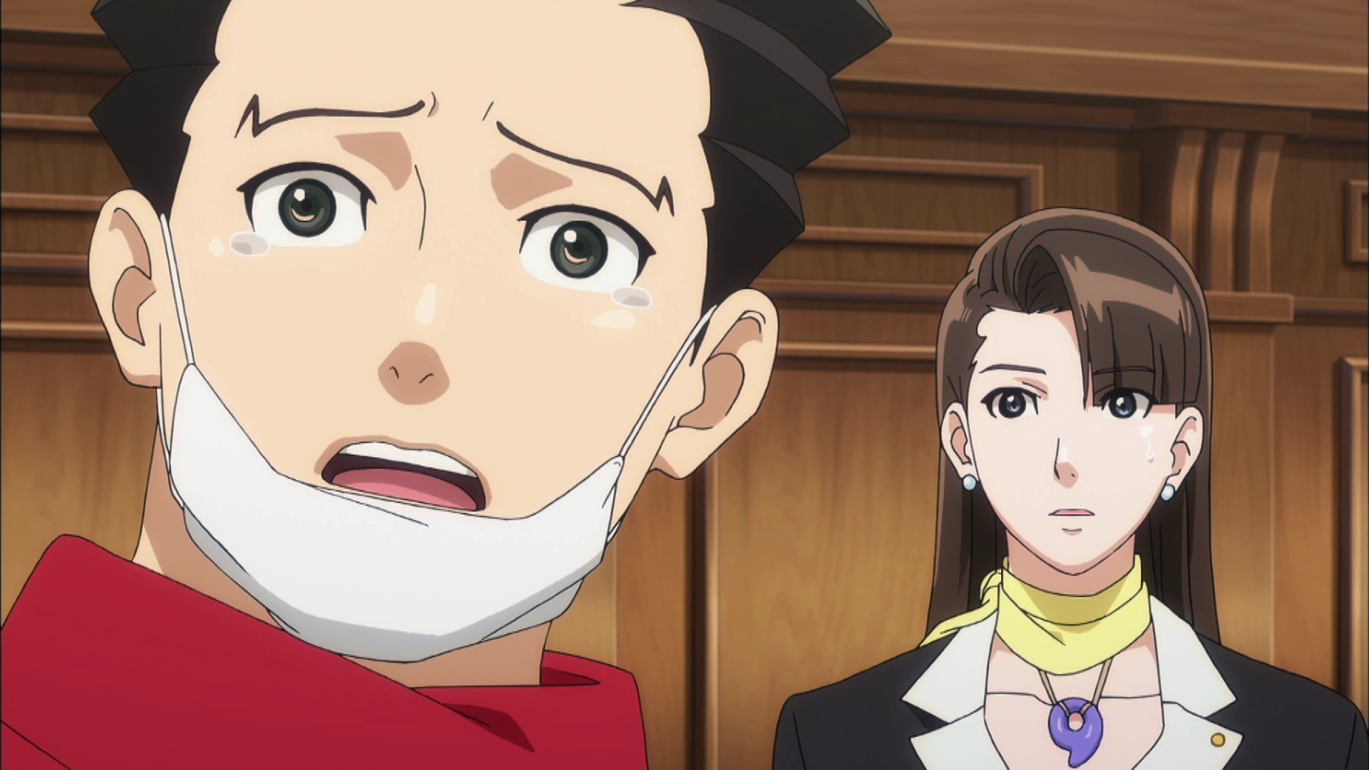 Turnabout Memories Anime Ace Attorney Wiki Fandom