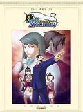 PW artbook cover