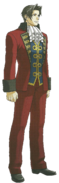 Rookie Prosecutor Edgeworth
