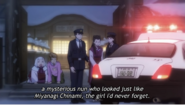 Iris being arrested (Anime)