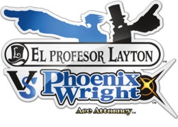 El profesor Layton vs. Phoenix Wright Ace Attorney
