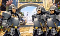 Labyrinthian Knights