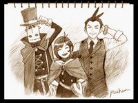 Dibujo de Vera