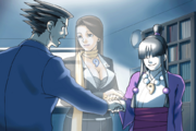 Maya, Mia y Wright