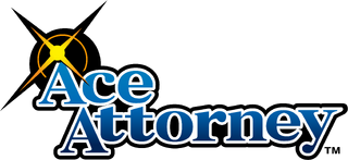 Ace Attorney Series Logo