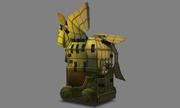 Pegabull lantern