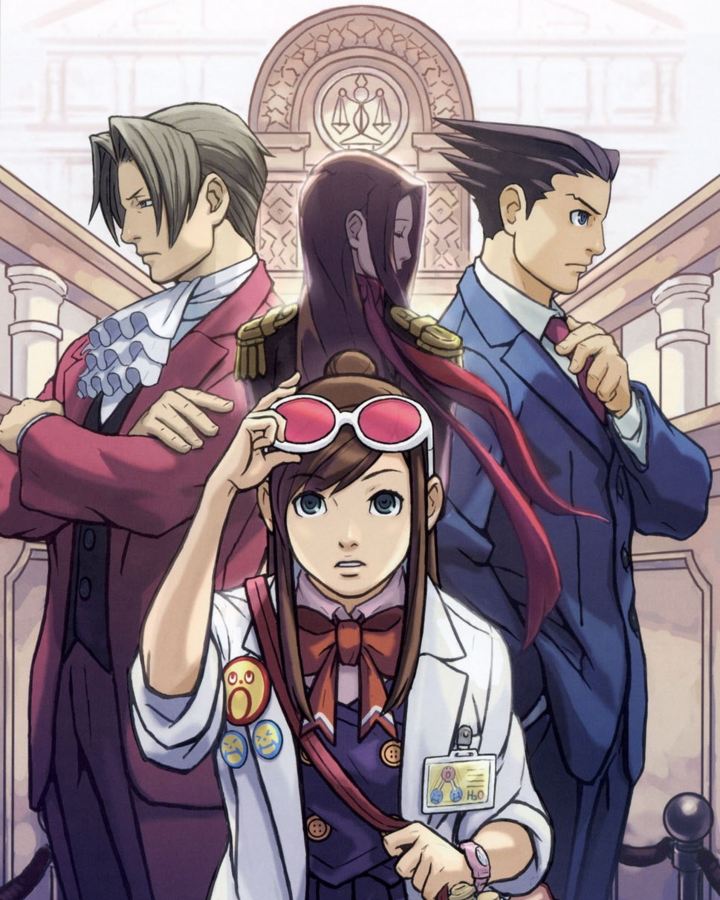 Rise From The Ashes Ace Attorney Wiki Fandom