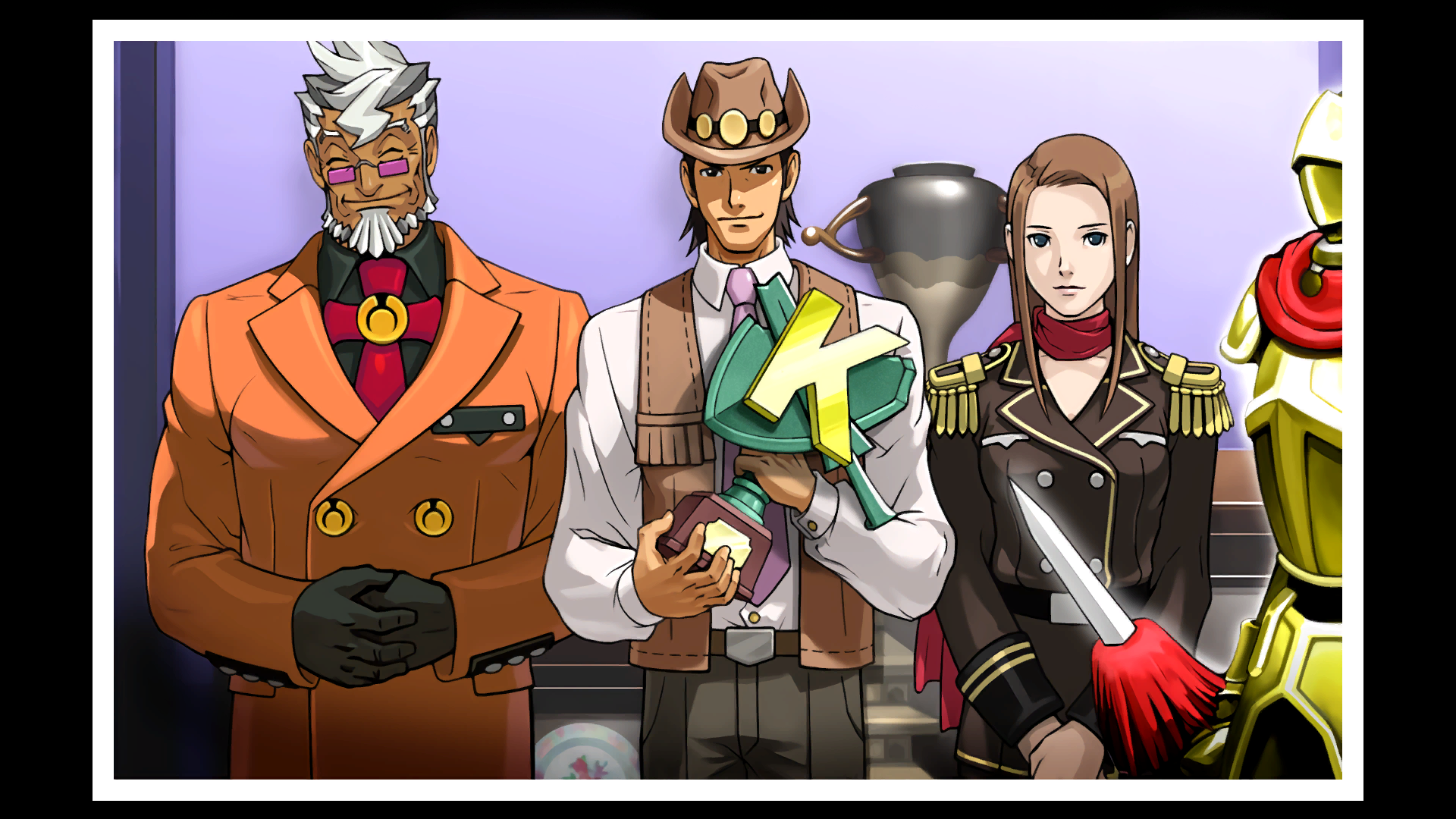 Rise from the Ashes | Ace Attorney Wiki | FANDOM powered by