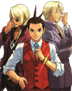 Klavier Apollo and Kristoph Magazine Cover