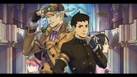 Subbed! Dai Gyakuten Saiban 2 (The Great Ace Attorney 2) - April 2017 Trailer