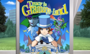Trucy in Gramarye-Land