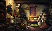 Natsume's room