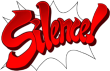 SoJ Silence!