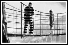 Meeting on the Bridge