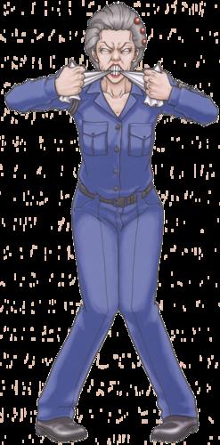 Wachfrau