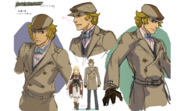 Layton vs Wright concept 45