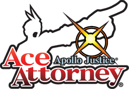 Apollo Justice- Ace Attorney logo