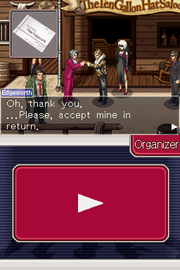 4719 - Ace Attorney Investigations - Miles Edgeworth (U) 55 25101