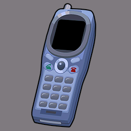 AJ Nick's phone