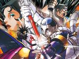 Turnabout Samurai - Transcript - Part 1
