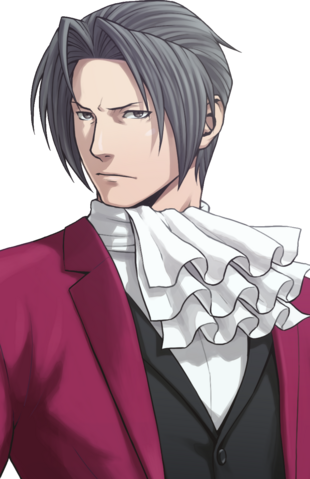 Image of Miles Edgeworth