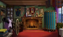 Garridebs room