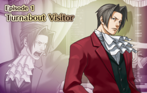 Turnabout Visitor (Case 1 Title Card)