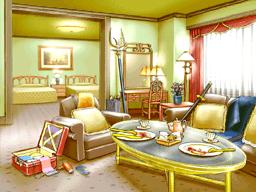 Engarde's Hotel Room